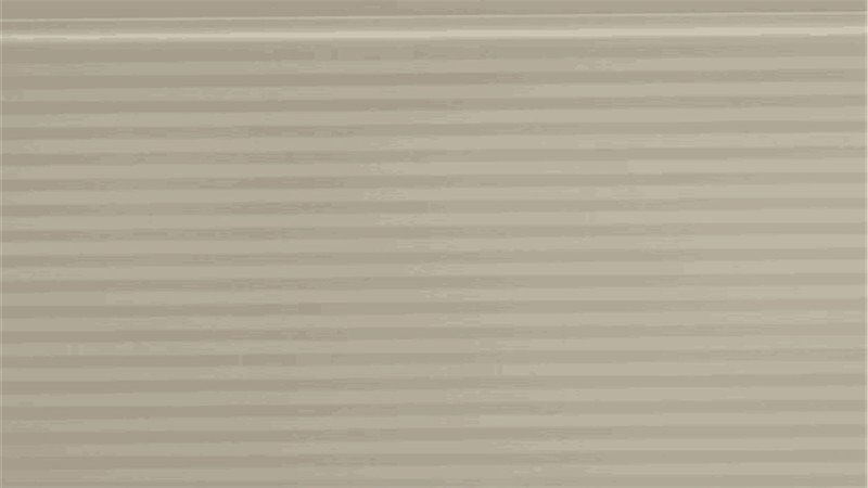 AE13-001 Ripple Pattern Sandwich Panel