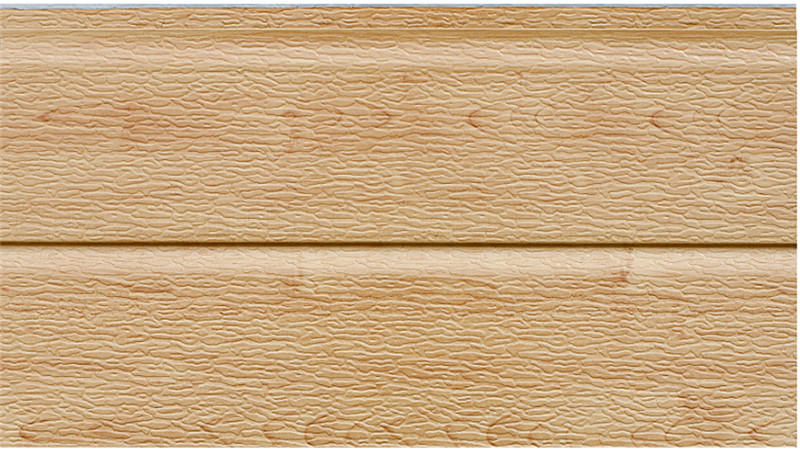 B177S-001 Wood Pattern Sandwich Panel