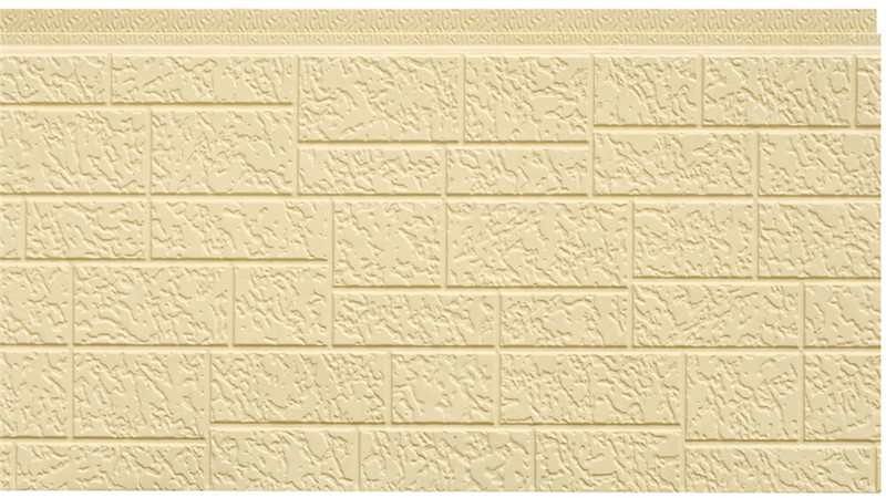 AD3-001 Stone Pattern Sandwich Panel