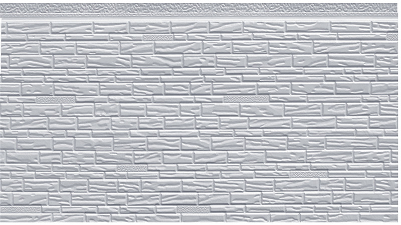 AF9-001 Small Stone Pattern Sandwich Panel