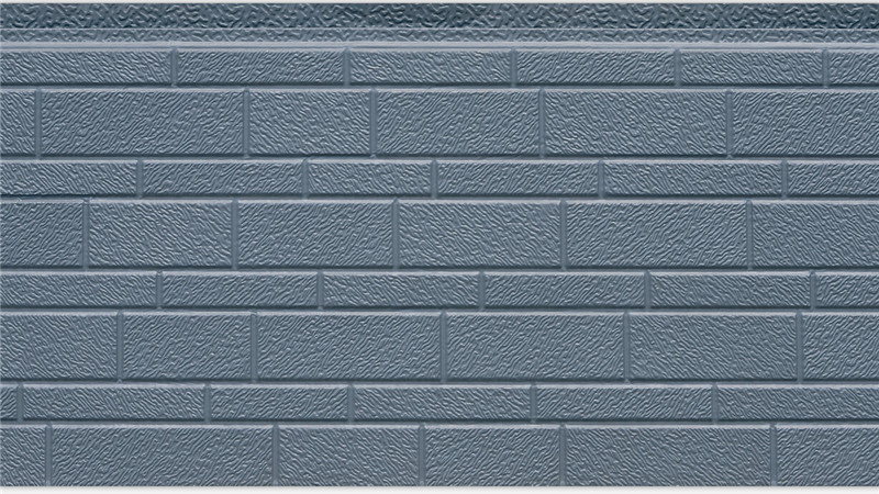 BA1-001 Small Brick Pattern Sandwich Panel